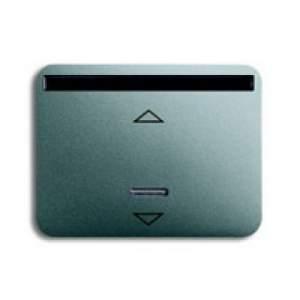 6020-0-1366 (6066-266-102) BJE Alpha Nea/Exl Титан Накладка светорегулятора с ДУ