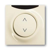 6020-0-1385 (6066-72-101) BJE Impuls Беж Накладка ИК-приемника