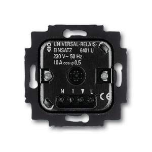 6401-0-0049 BJE Мех Реле универсальное 2300W/VA