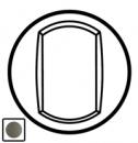64909 Celiane Графит Клавиша 1-ая для перекрёстного переключателя арт 67006