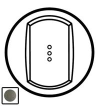 64910 Celiane Графит Клавиша 1-ая с подсветкой