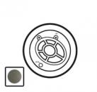 64942 Celiane Графит Лицевая панель для тюнера