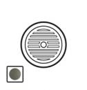 64943 Celiane Графит Лицевая панель для блока питания для тюнера со встроенной колонкой