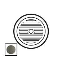 64947 Celiane Графит Лицевая панель для колонки встраиваемой 2 арт.67328