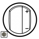 64950 Celiane Графит Накладка светорегулятора нажимного