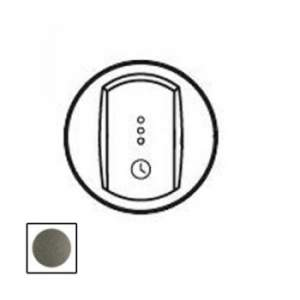 64953 Celiane Графит Лицевая панель выключателя с выдержкой времени