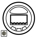 64954 Celiane Графит Накладка датчика движения Комфорт