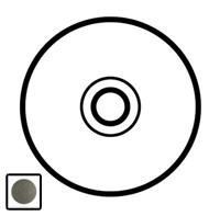 64957 Celiane Графит Накладка бесконтактного переключателя мех 67049