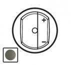 64965 Celiane Графит Накладка светорегулятора с ДУ