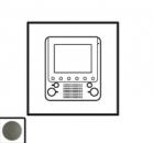 64971 Celiane Графит Лицевая панель для доп. внутреннего видеоблока