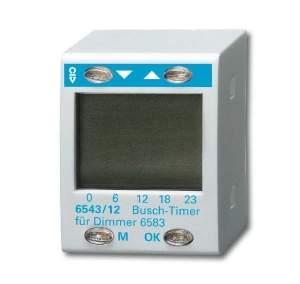6590-0-0185 BJE Накладка с таймером местного управления для св-рег 6583