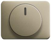 6599-0-2852 (6540-260) BJE Alpha Nea/Exl Палладий Накладка светорегулятора поворотного