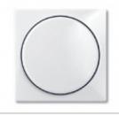 6599-0-2929 (2115-92) BJB Basic 55 Беж Накладка светорегулятора поворотного для механизмов диммеров BJE