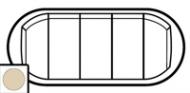 66203 Celiane Беж Комплект клавиш к 5-клавишному выключателю 5 мод
