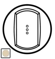 66210 Celiane Беж Клавиша 1-ая с подсветкой
