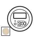 66245 Celiane Беж Лицевая панель для модуля локального управления с ж/к экраном