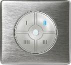 66267 Celiane Беж Накладка сценарного выключателя (мех. 67280)