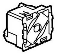 67035 Celiane Мех выключателя кнопочного нажимного НО+НЗ контакты 2 мод
