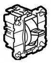 67036 Celiane Мех выключателя кнопочного с рычажком НО+НЗ контакты без фиксации 2 (1) мод