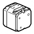 67042 Celiane Мех Переключатель сенсорный 1000Вт (реле) 3-х проводная схема подключения 2 мод