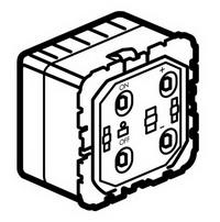 67081 Celiane Мех светорегулятора нажимного 40-300 Вт для л/н и обм тр-ров 2 мод