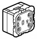 67082 Celiane Мех светорегулятора нажимного 40-600 Вт для л/н и обм тр-ров 2 мод