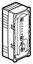 67086 Celiane Мех светорегулятора нажимного 60-1000 Вт для л/н и обм тр-ров 4 (5) мод