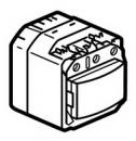 67092 Celiane Мех Датчик движения Комфорт 1000 Вт, универсальный 3-х пров сх подкл 2 мод