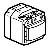 67098 Celiane Мех Датчик движения Стандарт 1000 Вт, универсальный 3-х пров сх подкл 2 мод