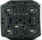 67204 Celiane Мех Выключателя двойного 2х1000 Вт PLC/ИК с инд
