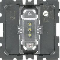 67423 Celiane Мех Таймер-выключатель свет/вентиляция, 250Вт/250ВА 2 мод