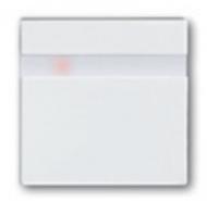 6800-0-2486 (6815-94) BJB Basic 55 Бел Детектор движения (накладка к комфортному выключателю 6815 U, 6816 U)