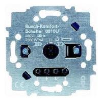 6800-0-2621 (6800-0-2355) BJE Мех Многофункц. выкл. с детектором движения Комфорт для всех типов ламп, 2300 Вт