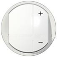68031 Celiane Бел Накладка светорегулятора нажимного