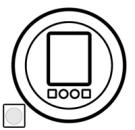 68038 Celiane Бел Накладка таймера программируемого 67053