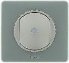 68071 Celiane Бел Клавиша 1-я для выключателя PLC/ИК (мех. 67201)