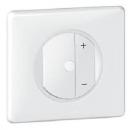 68075 Celiane Бел Накладка светорегулятора PLC/ИК (мех.67210)