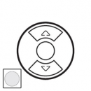 68163 Celiane Бел Накладка выключателя жалюзийного