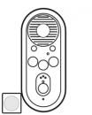 68207 Celiane Бел Лицевая панель для доп. внутреннего аудиоблока
