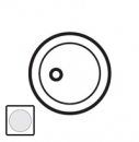 68217 Celiane Бел Накладка Розетки аудио/видео Jack3,5