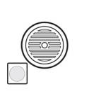 68228 Celiane Бел Лицевая панель для колонки встраиваемой O2