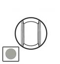 68308 Celiane Титан Лицевая панель для выключателя со шнурком