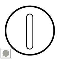 68317 Celiane Титан Клавиша 1-ая для бесшумного переключателя 67013 и кнопки 67033