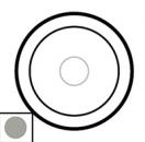 68341 Celiane Титан Накладка сенсорного выключателя мех 67041 67042