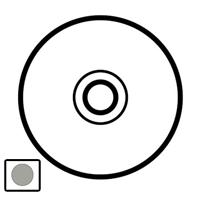 68349 Celiane Титан Накладка бесконтактного переключателя мех 67049
