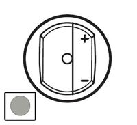 68375 Celiane Титан Накладка светорегулятора с ДУ