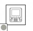 68505 Celiane Титан Лицевая панель для доп. внутреннего видеоблока