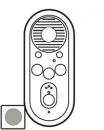 68507 Celiane Титан Лицевая панель для доп. внутреннего аудиоблока