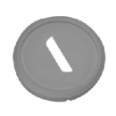 68516 Celiane Титан Накладка розетки аудио/видео HDMI