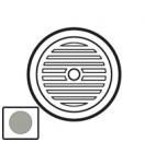 68529 Celiane Титан Лицевая панель для блока питания для тюнера со встроенной колонкой